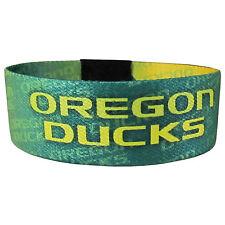 NEW! Oregon Ducks Green Yellow Quack Bracelet NCAA Wristband Power Band