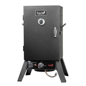 """Hark-24"""" Patio Gas Smoker HK0528  Brand NEW"""