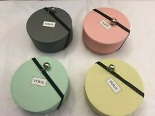 TOUS BOXES WITH INSIDE SOFT JEWELRY BAG