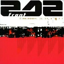Re-Boot Live '98 - Front 242 (1998, CD NEUF)