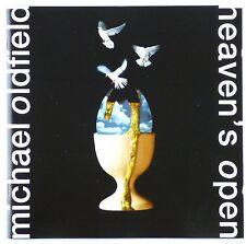 CD - Michael Oldfield - Heaven's Open - A4973