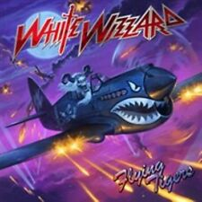 Flying Tigers by White Wizzard CD 5055006540611