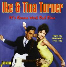 Ike & Tina Turner - It's Gonna Work Out Fine [New CD]