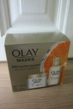 Olay Radiant AHA Resurfacing Peel Face Mask with Citrus Fragrance ~ FREE P&P