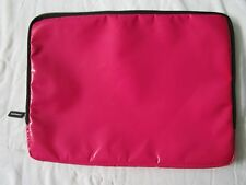 IKEA Family Laptop/Tablet Sleeve - Fuchsia/Pink - Slightly Used