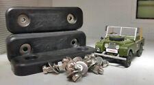 4x Land Rover Series 1 86 88 Bonnet Spare Wheel Rubber Support Buffer 304434 Set