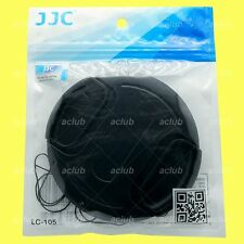 JJC LC-105 105mm Snap-On Front Lens Cap Dust Cover Protector 120-300mm 150-600mm