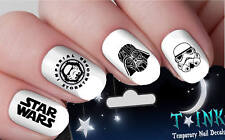 Star Wars Nail Decals Stickers Stormtrooper cosplay alternative NAIL ART set 29
