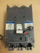 Ge Skha36At01200 3 Pole 1200 Amp 600 V Circuit Breaker With Shunt Flawed 005