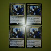 Soul Diviner x4 War of the Spark 4x Playset Magic the Gathering MTG