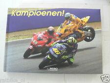 KAMPIOENEN CHAMPIONS REBO 2006 DUTCH BOOK 15 YEARS ITALIAN CHAMPIONS ROSSI
