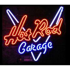 "New Hot Rod Garage Bar Cub Party Light Lamp Bedroom Neon Sign 17""x14"""