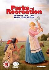 Parks and Recreation - Season 1-5 (DVD) Amy Poehler, Rob Lowe, Andy Samberg