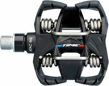 """Time Time MX 6 Pedals - Dual Sided Clipless Platform Composite 9/16"""" BLK"""