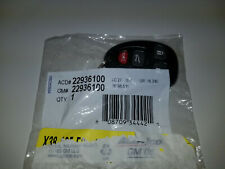 NEW ACDelco GM OEM Key Fob Transmitter Traverse Acadia Enclave Outlook 22936100