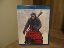 War For The Planet Of The Apes ( Blu-ray + Dvd- No Digital)