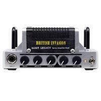 Hotone Nano Legacy British Invasion 5 Watts Compact Guitar Amp Head NLA-1