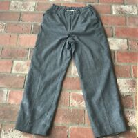 Pendleton Vintage Wool Women's Size 12 Gray Pants