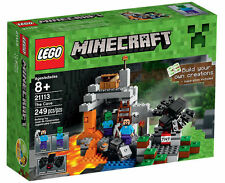 LEGO Minecraft The Cave - 21113 - NEW!!!