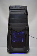 Fast gaming pc intel quad i7-3770 3.4Ghz 8GB DDR3 500 go hd 4GB gtx 1050Ti Win7