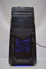 GAMING PC Intel DX58SO QUAD i7 2.8 Ghz 16GB DDR3 512 GB SSD 3GB GTX 1060 Win7