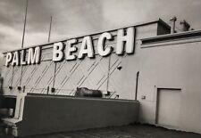 Françoise Huguier - Palm Beach Cannes 1987 - Vintage Photography Cinema Jet Set