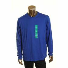 FILA NEW Men's Performance Wicking Long Sleeve Active Basic Tee T-Shirt TEDO