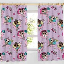 LOL Surprise Glam Curtains 72 Inch Bedroom Fan Gift Official Licensed Product