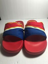 Nautica Competition Sandle, Men's SIze 13, featuring a zippered pocket.