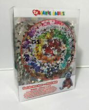 MasterPieces Ty Beanie Baby Find The Rare Bear 700 Piece Round Jigsaw Puzzle NEW
