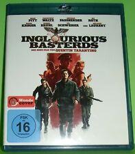 Inglourious Basterds (Blu-ray) Quentin Tarantino | Brad Pitt, Christoph Waltz,..