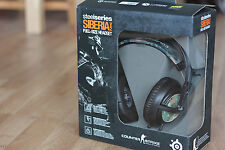 SteelSeries Siberia v2 CS:GO Counter Strike Limited Edition Headset Brand New