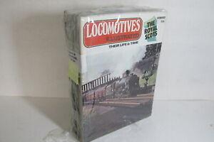 Locomotives Illustrated, First 30 issues, job lot, trains, railway