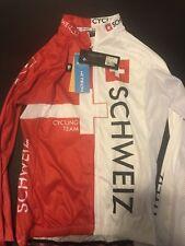 saffeti long sleeve cycling jersey medium