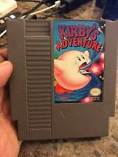 KIRBY'S ADVENTURE - Nintendo Entertainment System NES - Loose