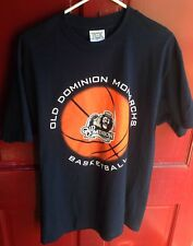 Old Dominion University Monarchs Basketball Shirt, Adult Size Large L, New Nwot