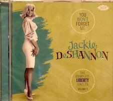 JACKIE DeSHANNON 'You Won't Forget Me' - Vol#1 - ACE