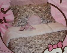 Pink Cookie Bedding/Comforter Set - CHOOSE PATTERN & SIZE - BRAND NEW
