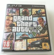 GRAND THEFT AUTO V GTA 5 PS3 PLAYSTATION 3 ITALIANO SPED GRATIS SU + ACQUISTI!