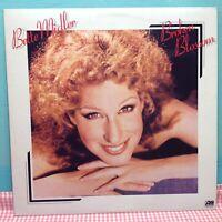 BETTE MIDLER - BROKEN BLOSSOM - ATLANTIC (1977) VINYL LP RECORD