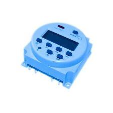 Digital al temporizador 12 V 16 a tm618 para instalaciones solares