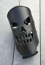 Support porte bouteille réserve essence tete de mort SKULL (sportster forty iron