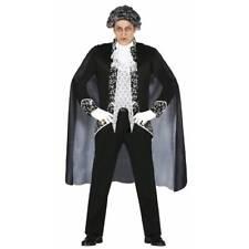 élégant royal vampire Seigneur Dracula hommes déguisement halloween