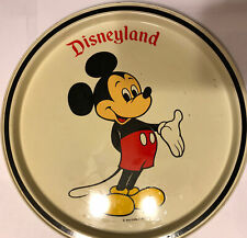 New listing Disneyland Mickey Mouse 11� Metal Tray