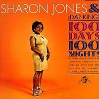 Sharon Jones and The Dap Kings - 100 Days 100 Nights [CD]
