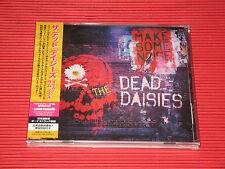 THE DEAD DAISIES MAKE SOME NOISE Doug Aldrich with Bonus Track JAPAN CD