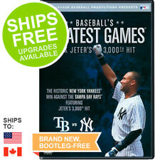 Baseball's Greatest Games: Derek Jeter's 3,000th Hit (DVD) NEW