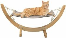 Livebest Cat Hammock Pet Soft Plush Hanging Bed Lounger Small Dogs Puppy Kitty