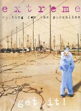Extreme Waiting For The Punchline 1995 Magazine Advert #3810
