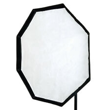 Studio 120cm Type S octogonal Octabox Flash stroboscopique SOFTBOX RÉFLECTEUR